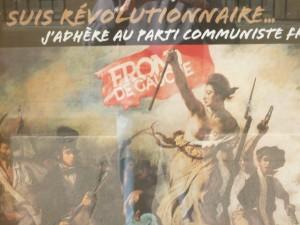 la prochaine révolution ne sera pas bourgeoise avec quelques ouvriers, elle sera ouvrière même s'il y a quelques bobos