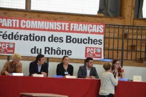 Congres départemental du PCF 13
