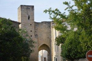 Porte médiévale Barbentane